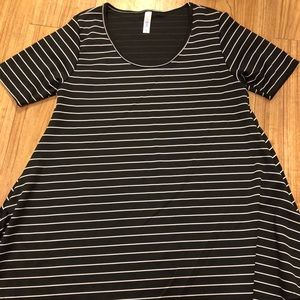 Unicorn striped Perfect- Tee